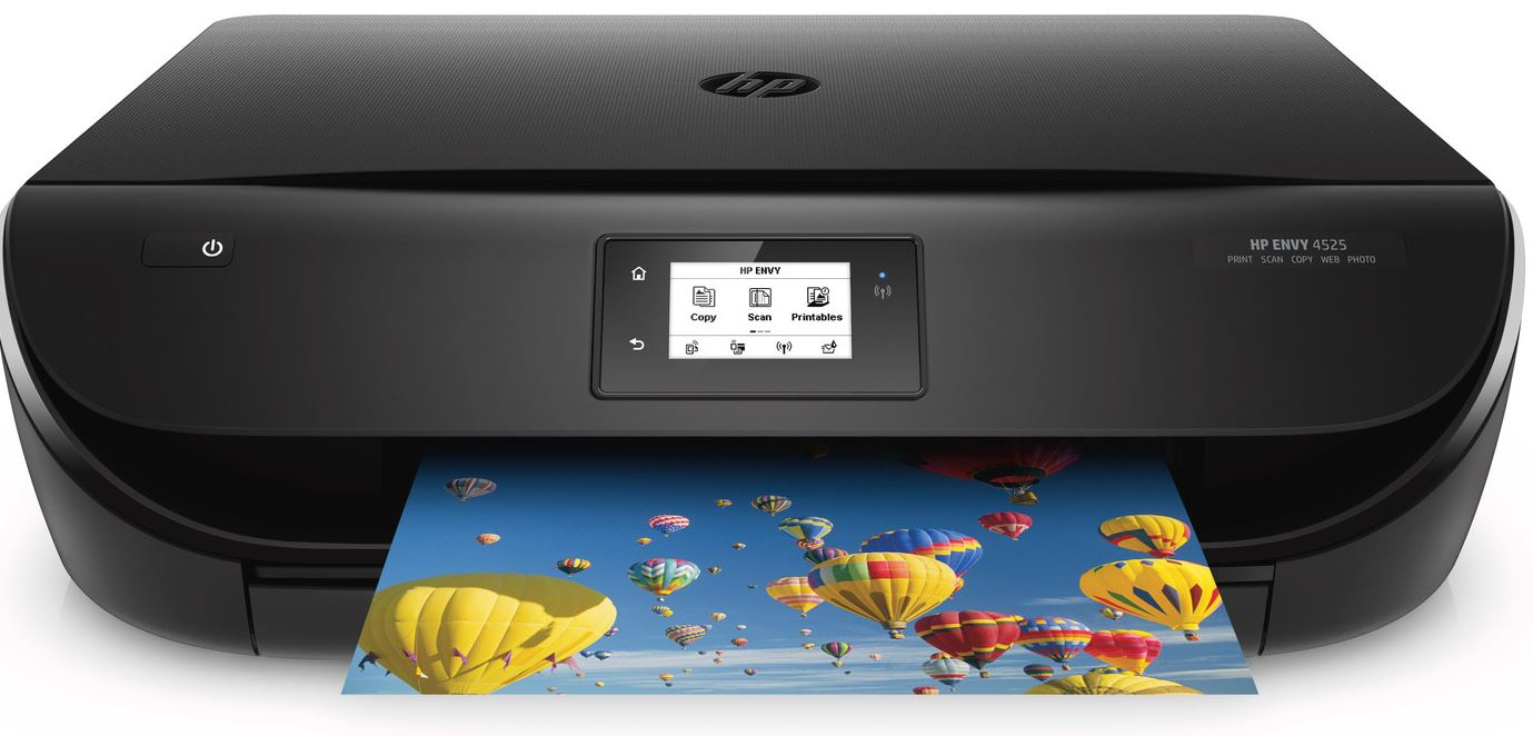 HP All-in-one Wifiprinter ENVY 4525
