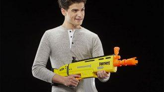 Hasbro Neft Fortnite AR-L Elite Dart Blaster