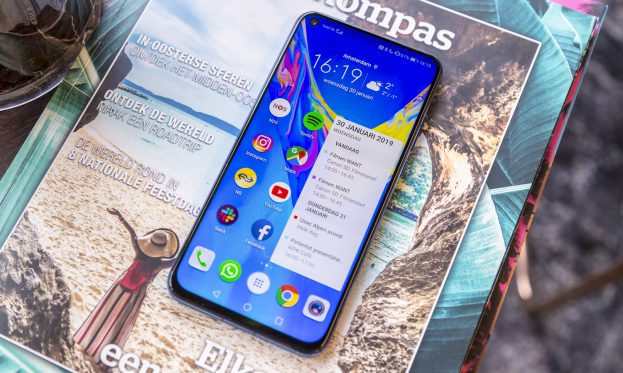 Honor View 20 review design