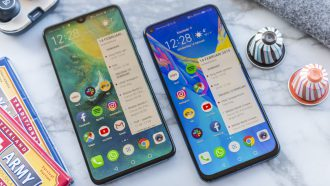 Honor View 20 vs Huawei Mate 20 uitgelicht