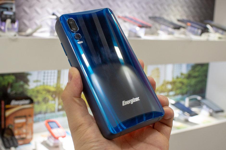 Smartphone batterij ter wereld