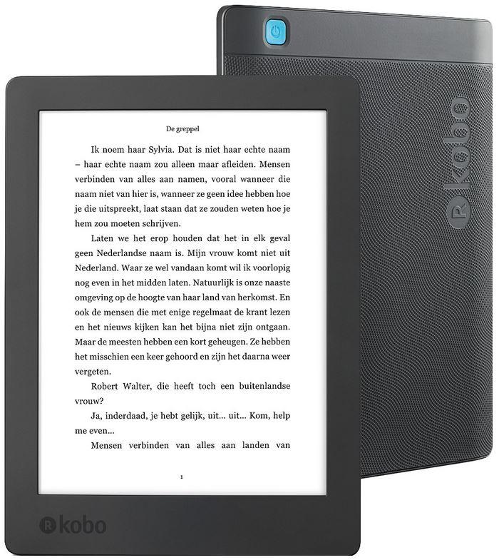 Kobo e-reader Aurora H2O edition 2