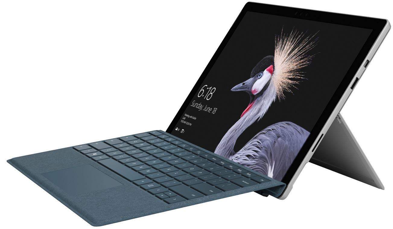 Microsoft Surface Pro laptop en tablet ineen