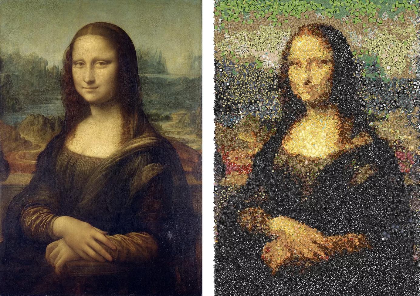 Mona Lisa Emoji