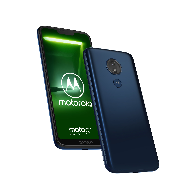 Motorola Moto G7 line-up serie