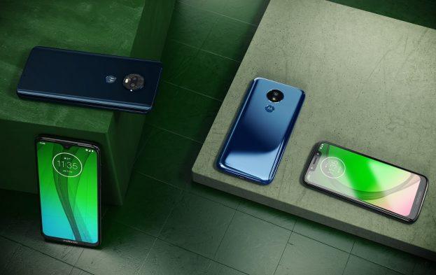 Motorola Moto G7 lijn