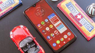 Motorola Moto G7 Plus review uitgelicht