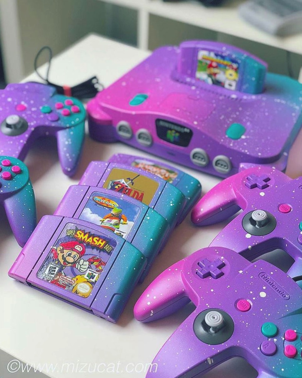 Nintendo 64 mod