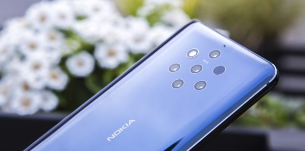 Nokia 9 PureView preview camera