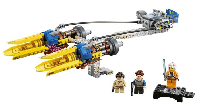 LEGO Podracer