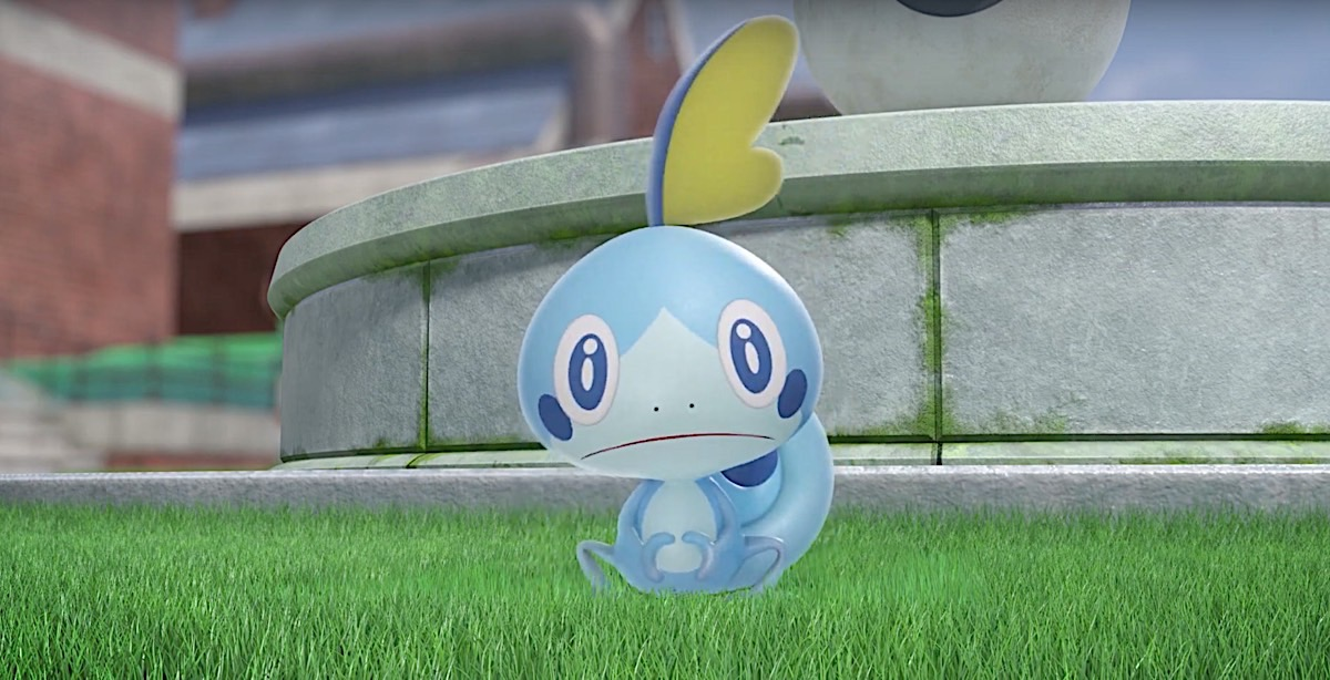 Pokémon Sword Pokémon Shield