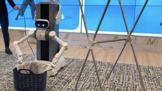 Robot was