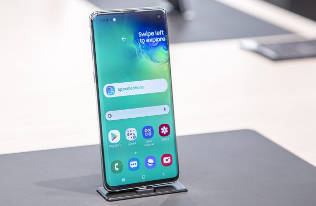 Samsung Galaxy S10 preview design