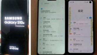 Samsung Galaxy S10e mega-leak