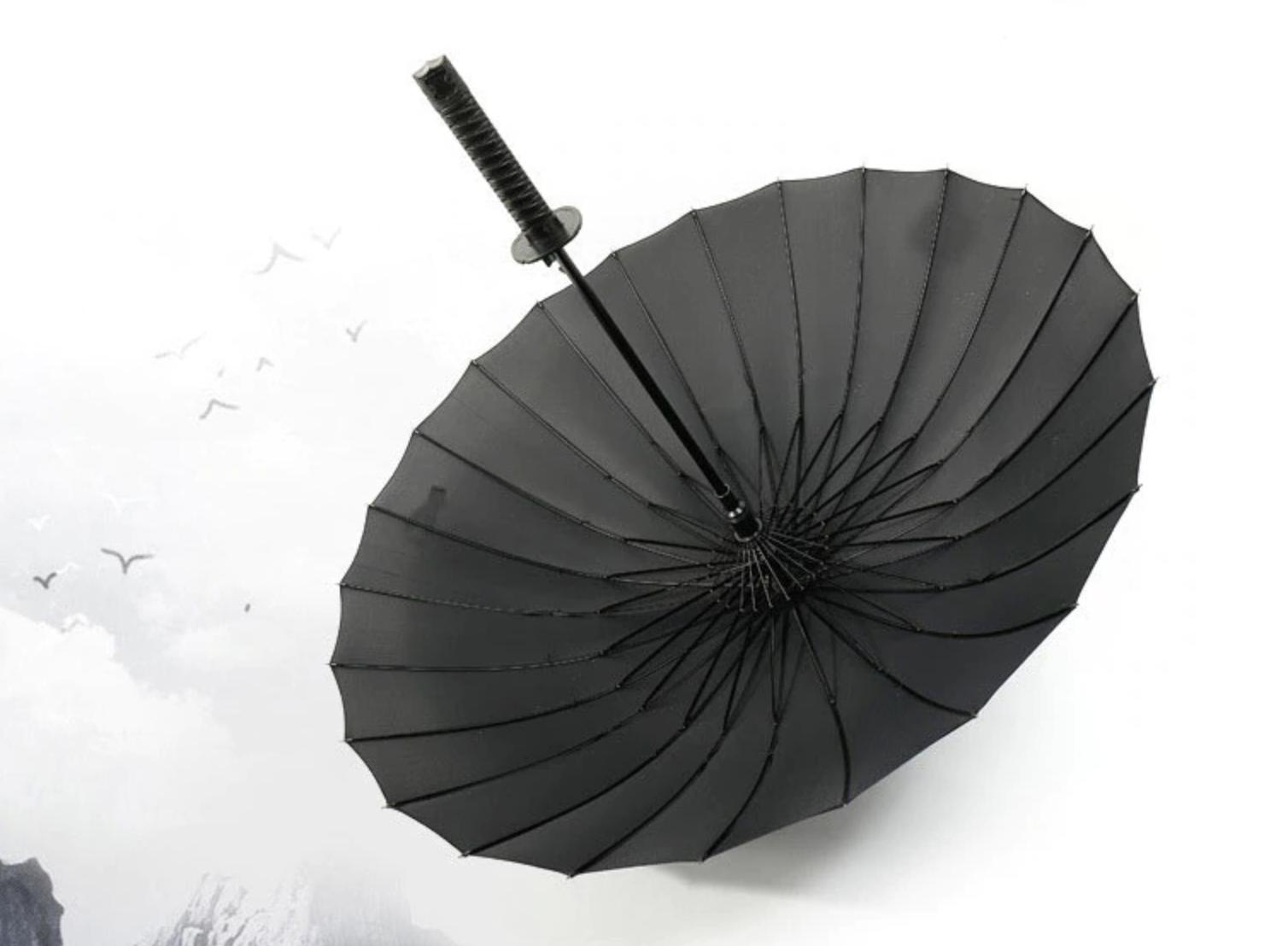 Samoerai Paraplu