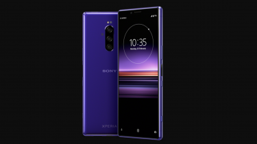 Sony Xperia line-up MWC 2019