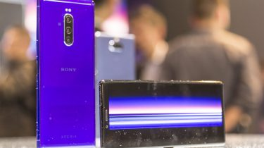 Sony Xperia 1 preview uitgelicht