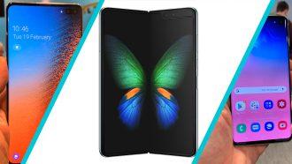 Samsung Galaxy S10 technieuws
