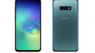 Samsung Galaxy S10e gelekt