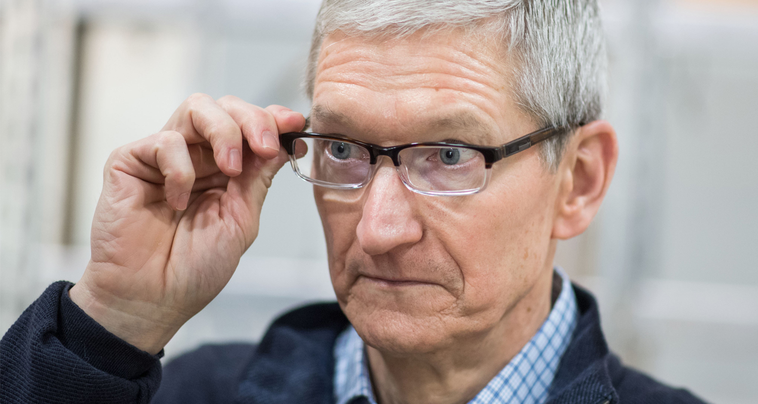 Apple Tim Cook Sip