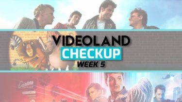 Videoland Checkup films series week 5 2019