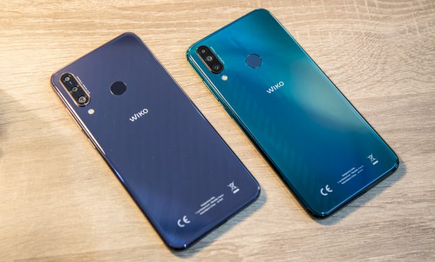 Wiko View 3 (Pro) preview design