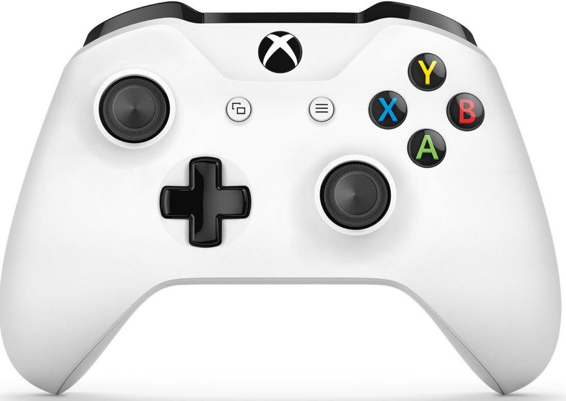 Xbox One draadloze controller wit