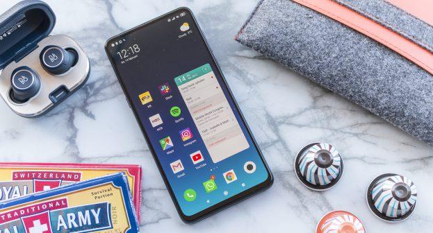 Xiaomi Mi Mix 3 review design