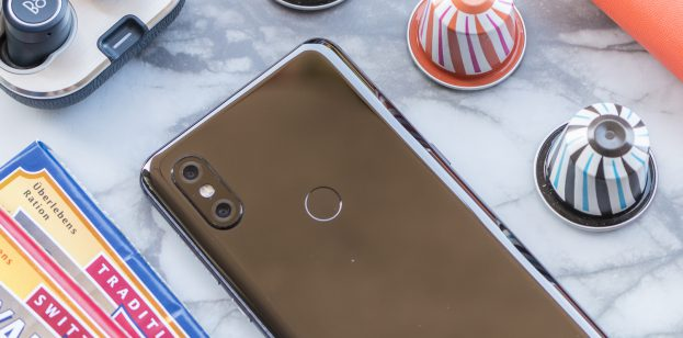 Xiaomi Mi Mix 3 review camera