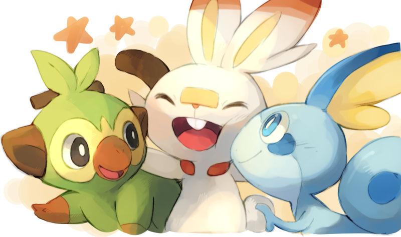 Het Internet Gaat Los Op De Nieuwe Starter Pokemon Want