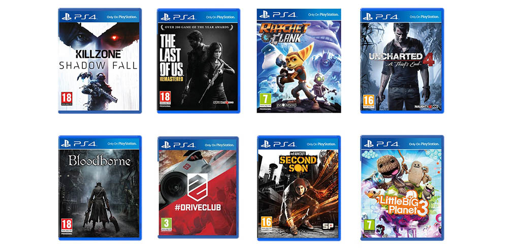 Lidl PS4 games