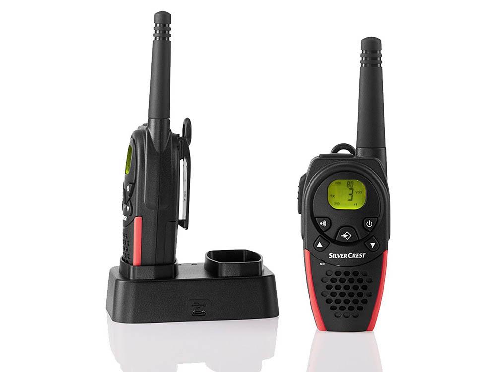 Lidl walkie talkie set