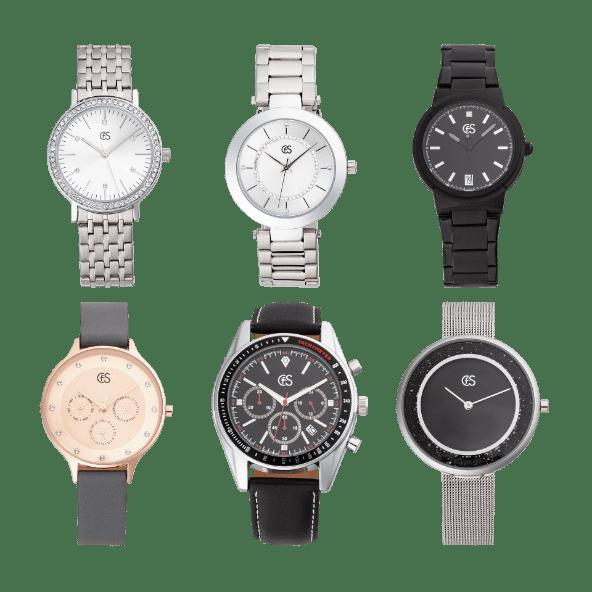 Horloges swarovski elementen