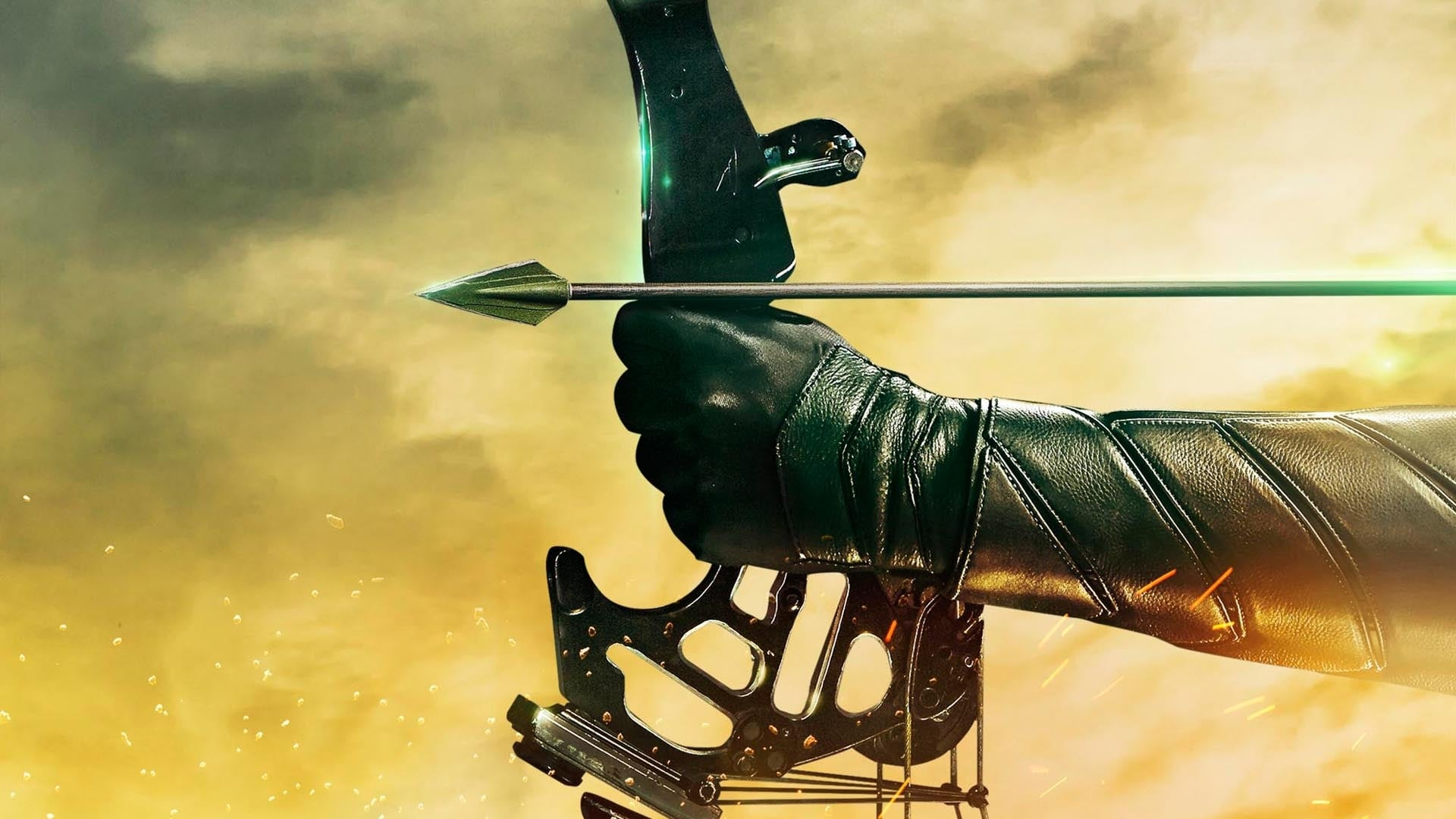 Arrow serie netflix CW