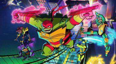 Netflix komt met Rise of the Teenage Mutant Ninja Turtles