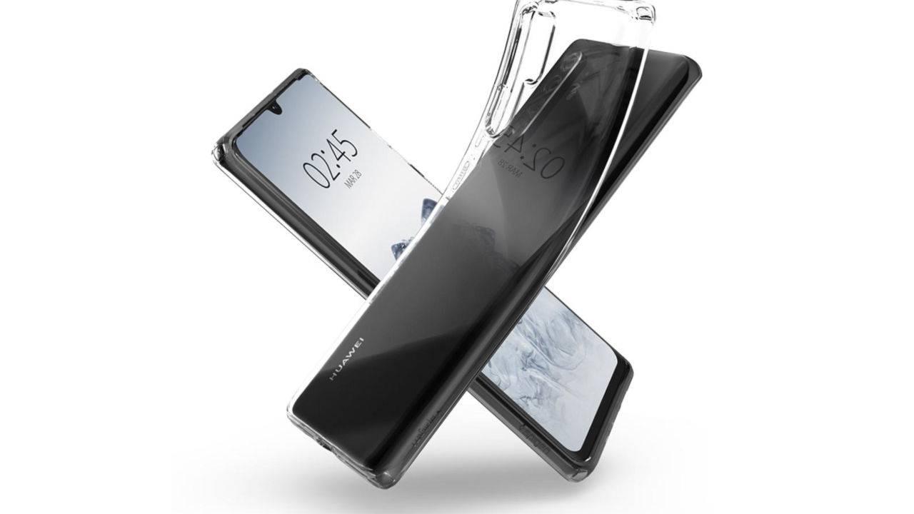 Huawei P30 Pro en P30 gelekt
