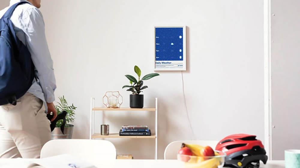 Weather Poster Kickstarter