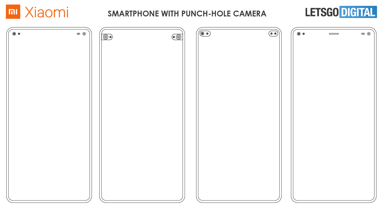Galaxy S10 Xiaomi smartphones