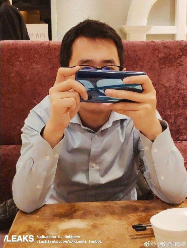 Xiaomi Mi 9 leak