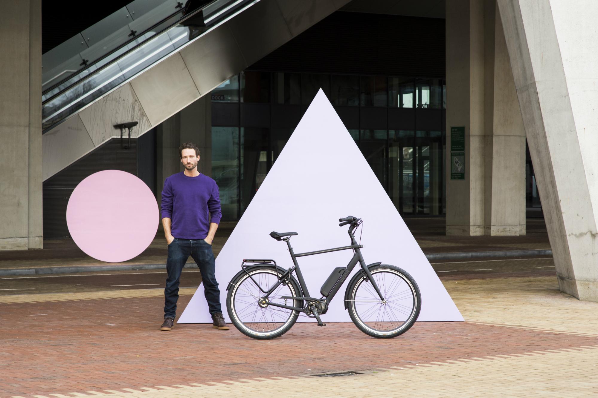 Union E-Lite h8 Elektrische fiets Nederland