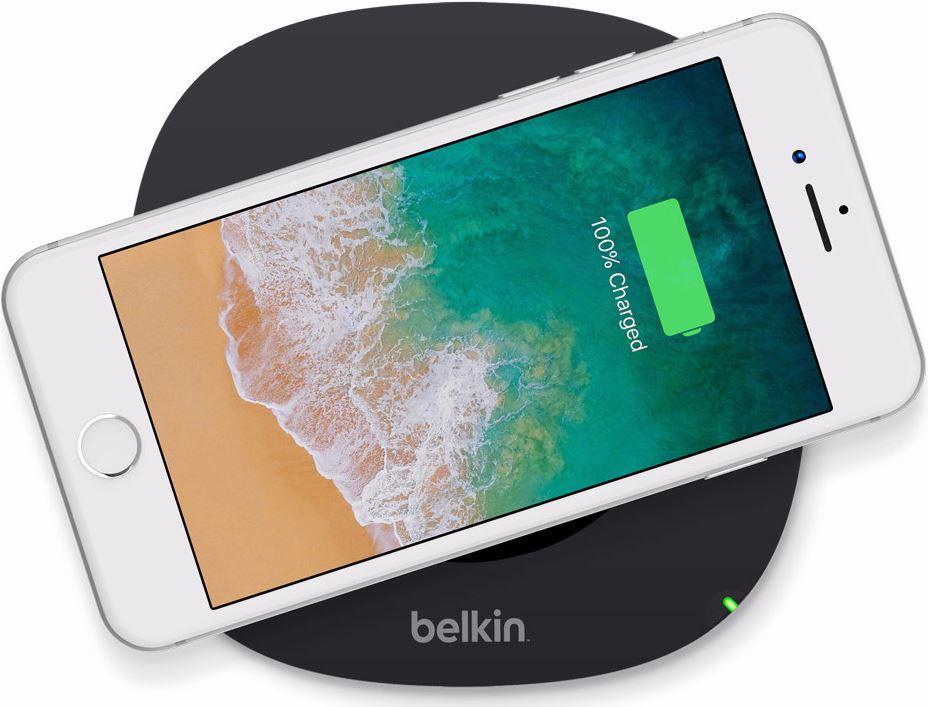 Belkin Boost Up Qi draadloze oplader