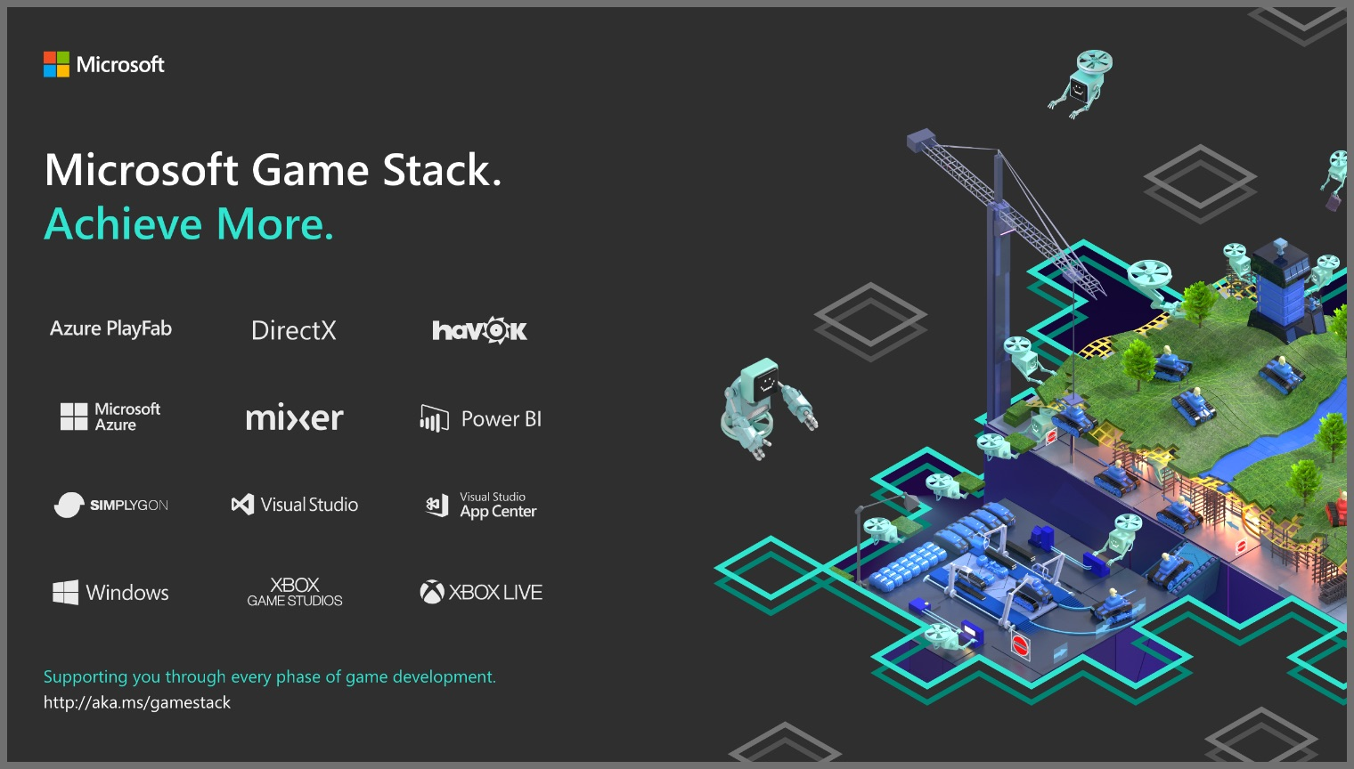 Game Stack Xbox Live