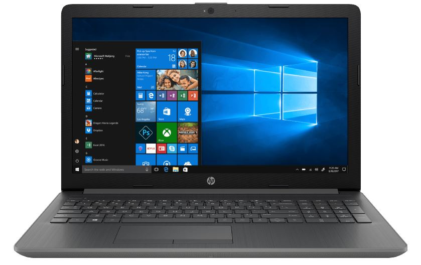 HP 15-DB0170ND laptop