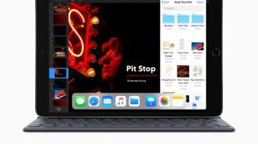 Nieuwe ipad air met apple pencil en smart keyboard