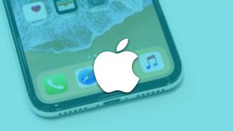 Apple opvouwbare iPhone