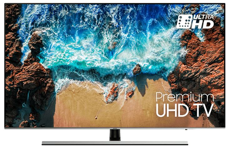Samsung Ultra HD 4K Led-TV UE55NU8000