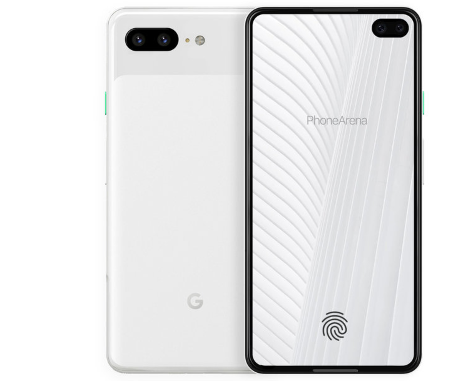 Google Pixel 4 lek