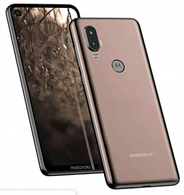 Motorola P40 smartphone Samsung processor