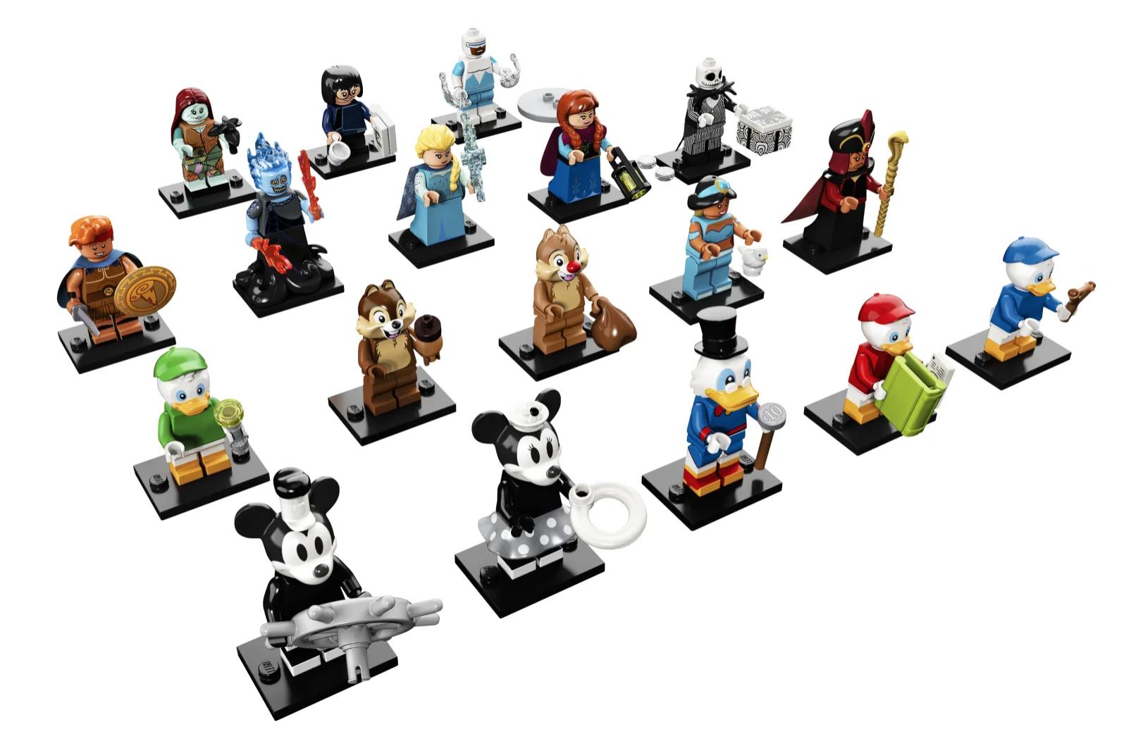LEGO x Disney