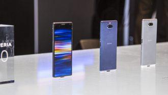 Sony Xperia 10 (Plus) preview overzicht